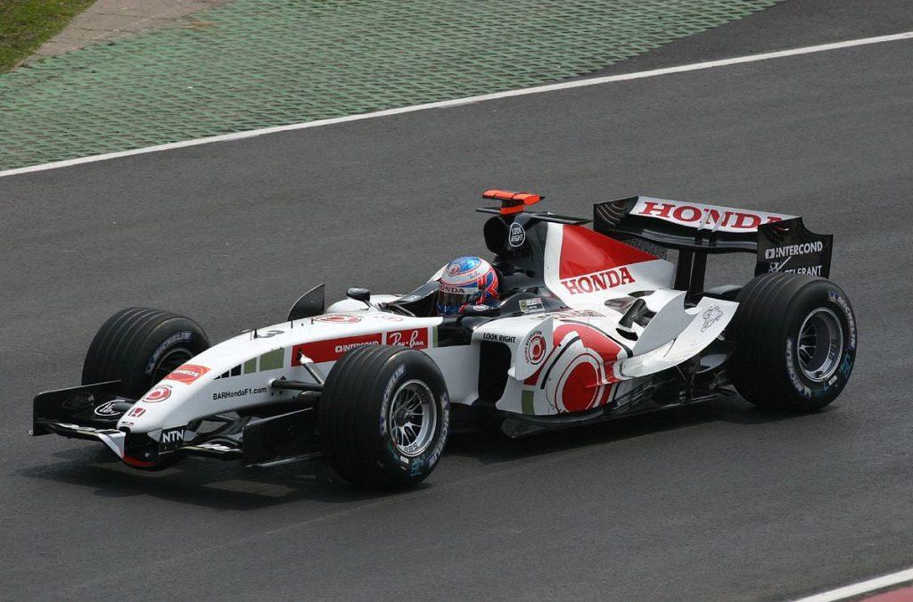 Pacecar/Sparecar Bar Honda 2005
