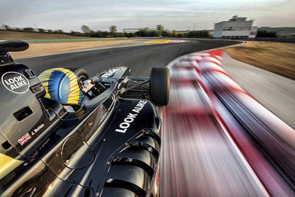 Bar Honda at Hungaroring
